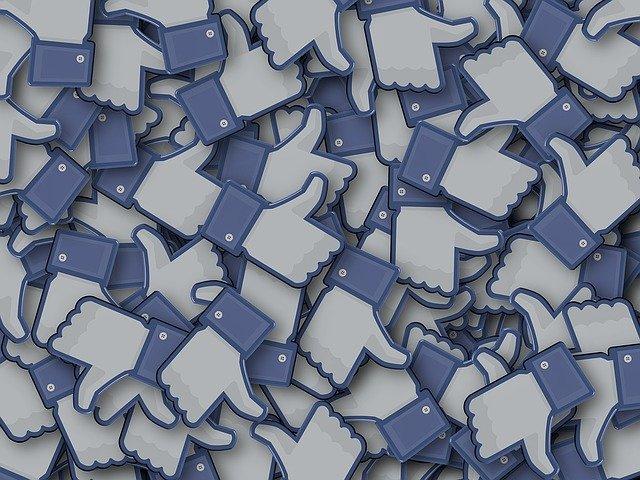 FB like ikona.